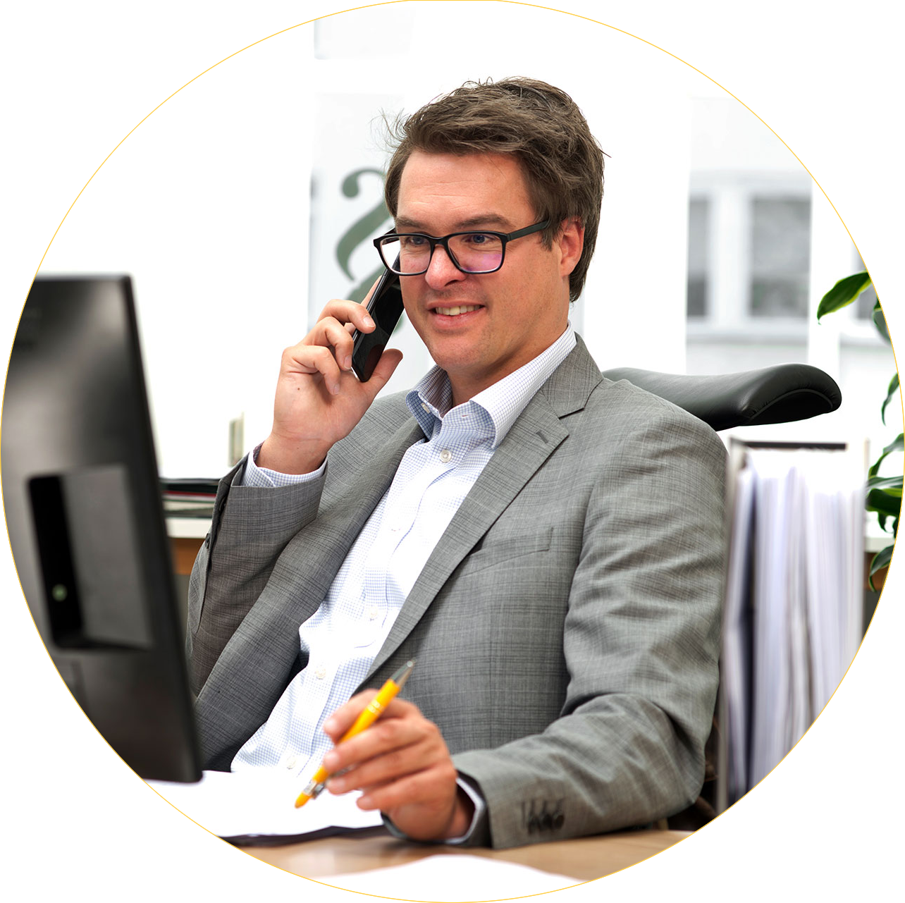 Dipl.-Volkswirt | Steuerberater André Friedrichs